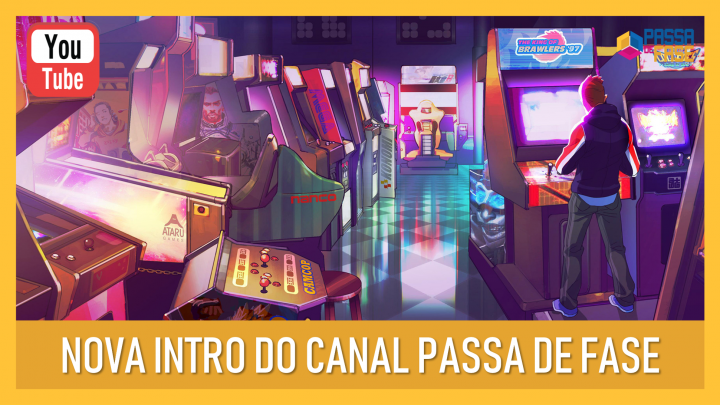 NOVA INTRO DO CANAL PASSA DE FASE