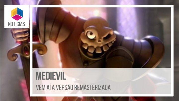 MediEvil – Vem aí a versão remasterizada