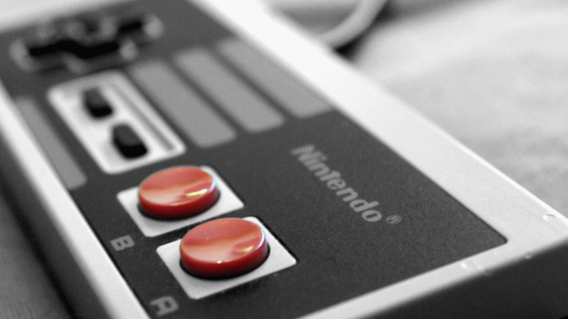 A História dos Videogames – A criação do D-PAD