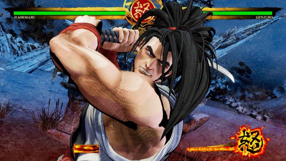 Novo Samurai Shodown faz homenagem ao game original