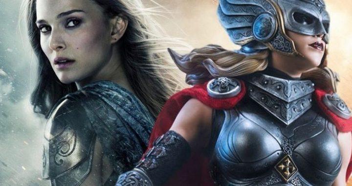 San Diego Comic-Con – Natalie Portman faz as pazes com a MARVEL e trará vida a Thor feminina