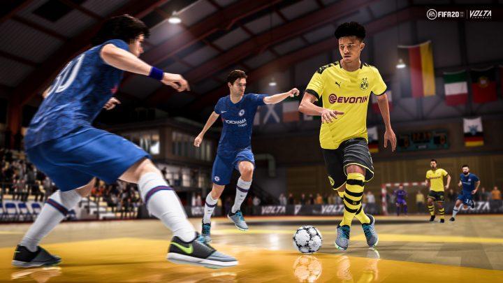 FIFA 20: EA libera mais detalhes e gameplay do modo VOLTA