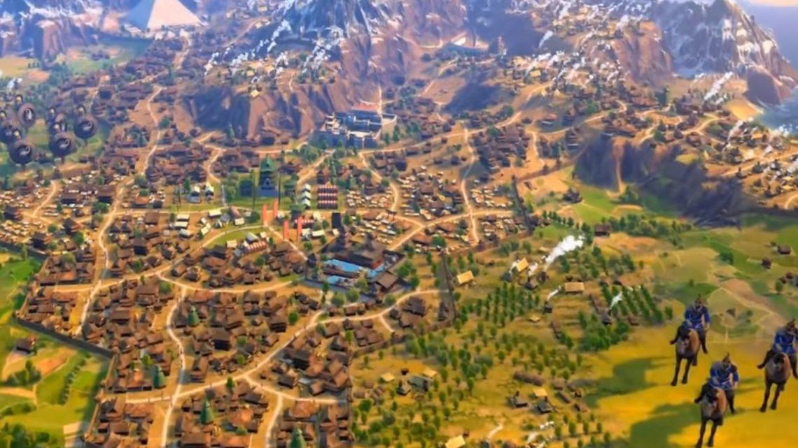 Humankind: Conheça o novo jogo de estratégia da Sega
