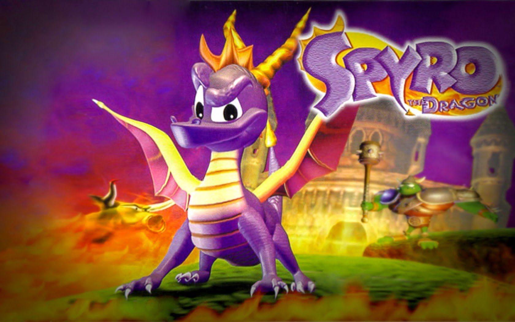 CONFIRMADO! Spyro the Dragon ganha trilogia remasterizada