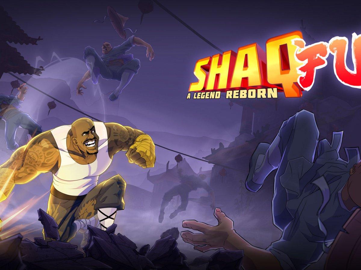 Confira o trailer e a data de lançamento de Shaq Fu: A Legend Reborn