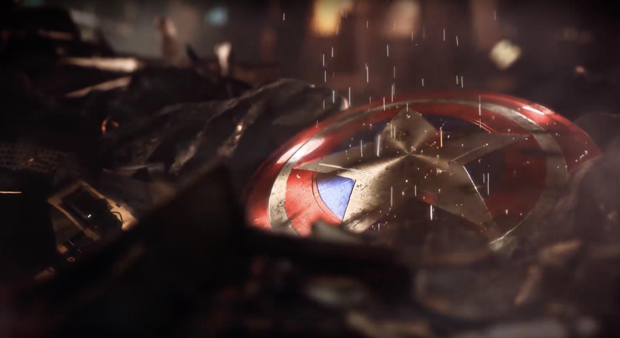 Square Enix pode ter dado pistas sobre o projeto Vingadores nos games