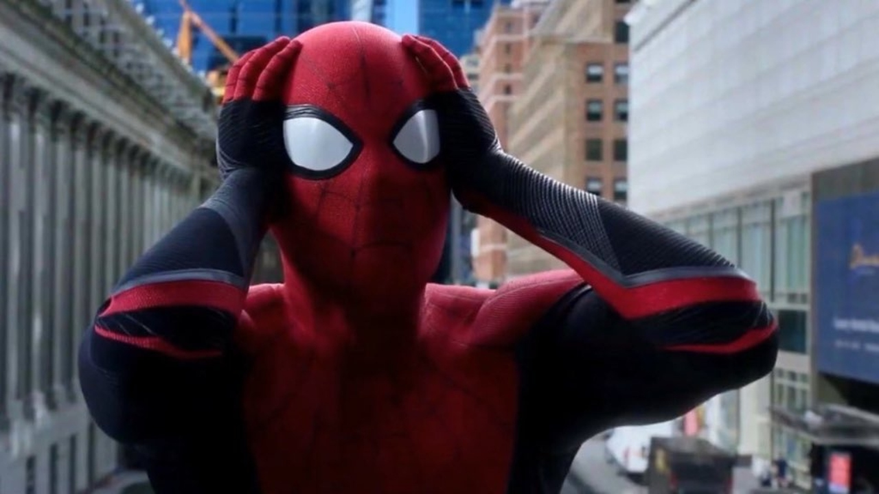 Homem-Aranha em risco no universo MCU