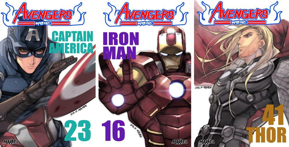 Marvel e Shonen Jump anunciam parceria