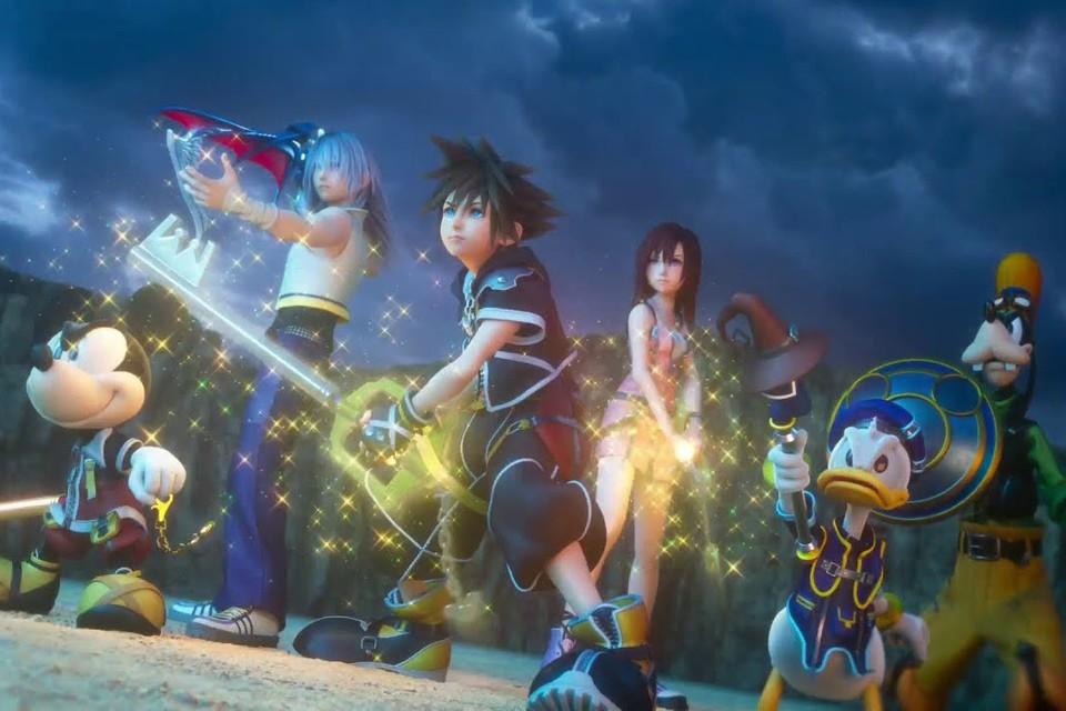 Kingdom Hearts 3 – Nova DLC ganha trailer