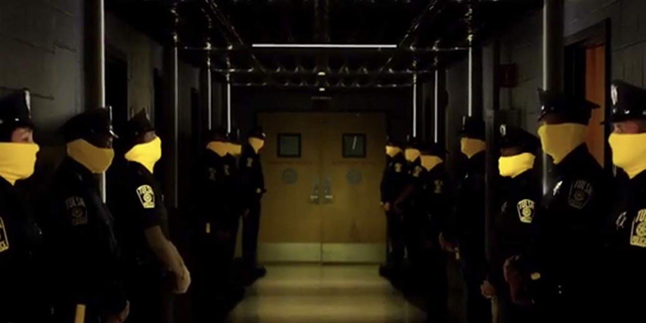 Watchmen HBO revela data de estreia da série