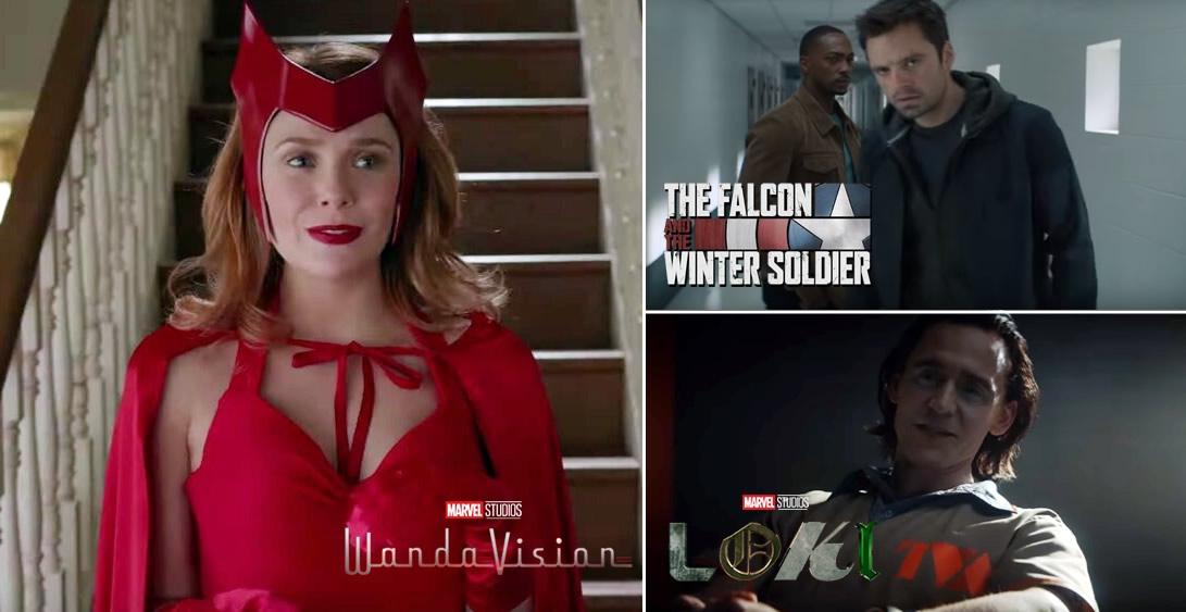 Tá chegando! As principais séries da Marvel ganharam teasers