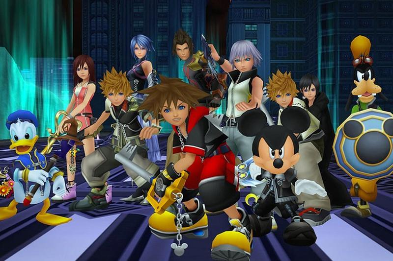 Kingdom Hearts deve ganhar série animada no Disney+
