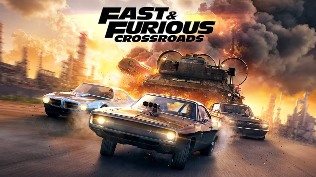 Saiu! Primeiro trailer do gameplay de Fast & Furious Crossroads