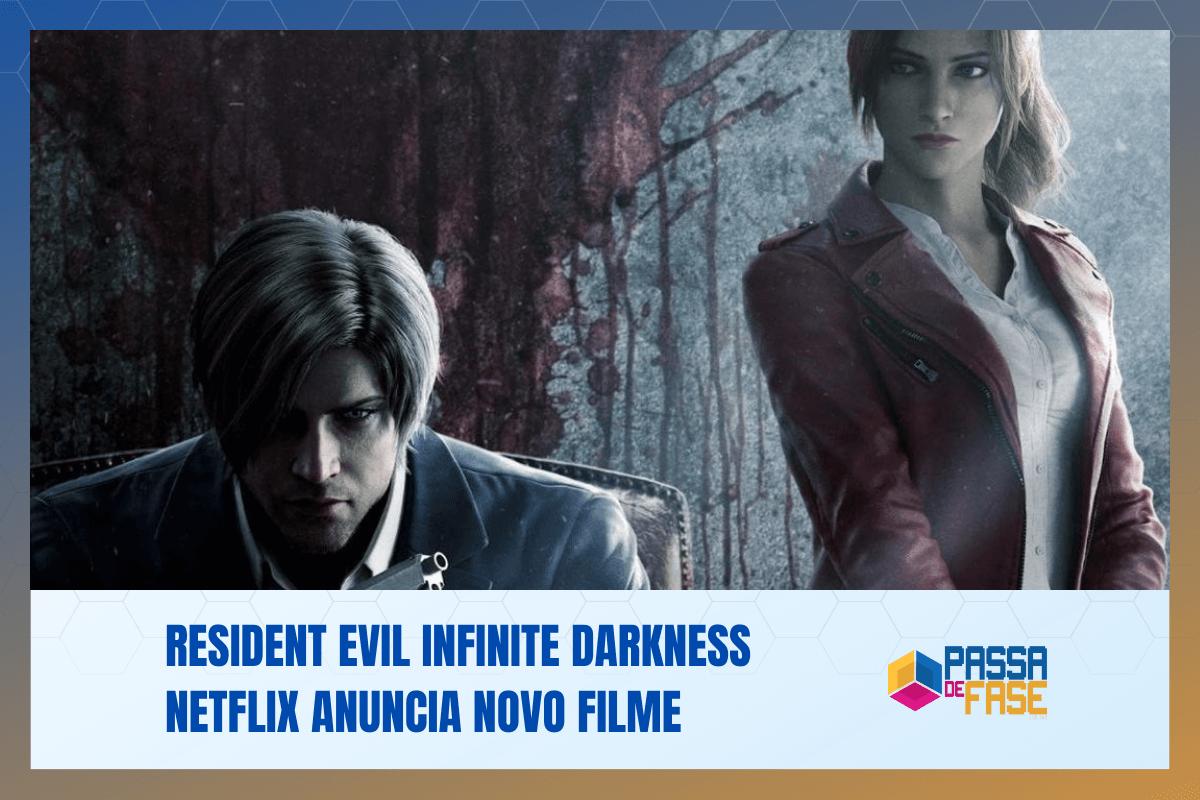 Resident Evil: Netflix anuncia novo filme
