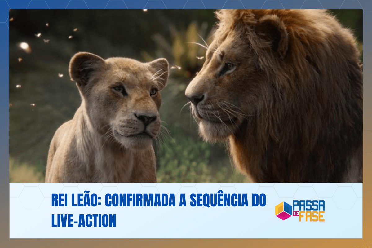 Rei Leão: Confirmada a sequência do live-action
