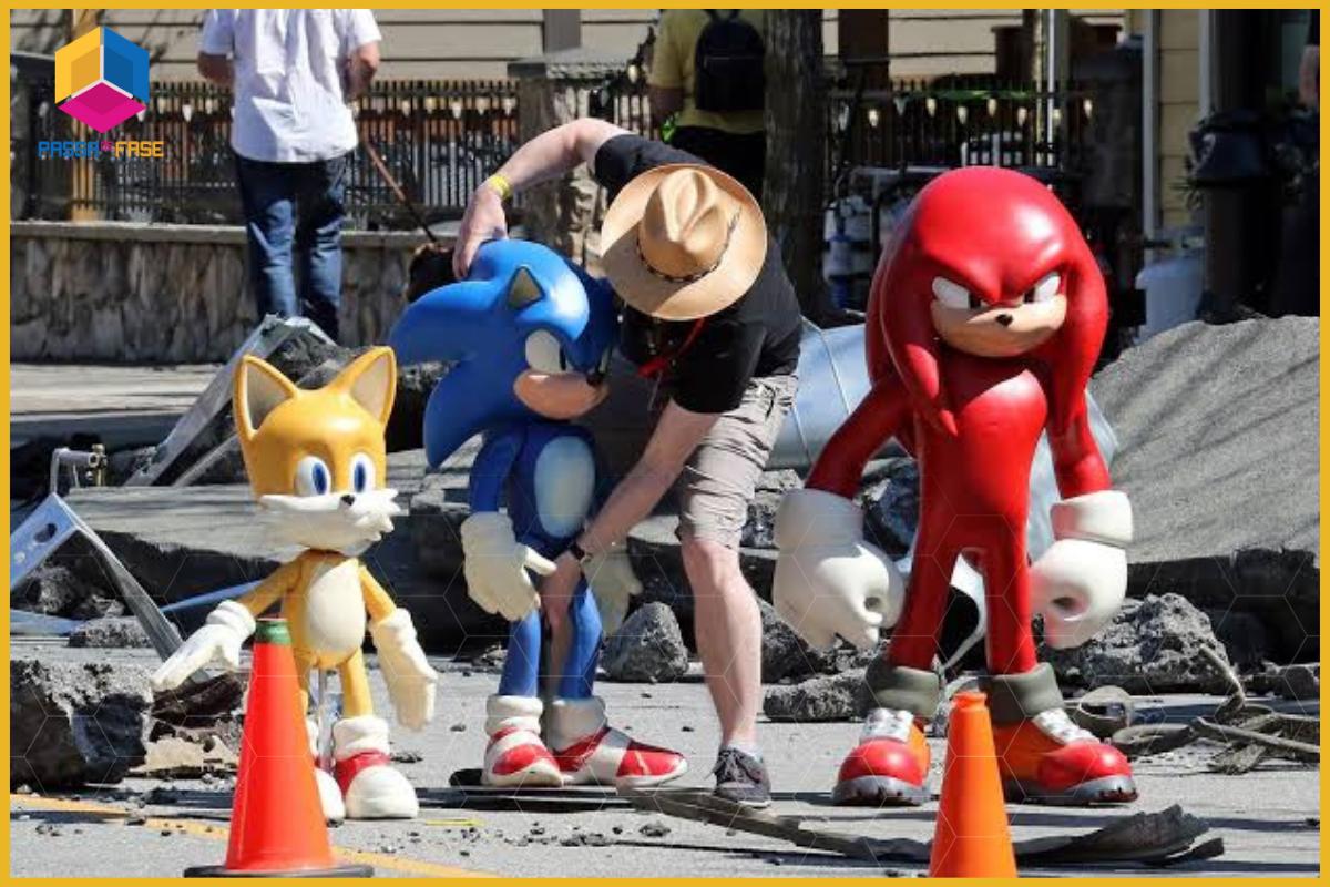 Sonic: O Filme 2 | Confira novas imagens dos bastidores