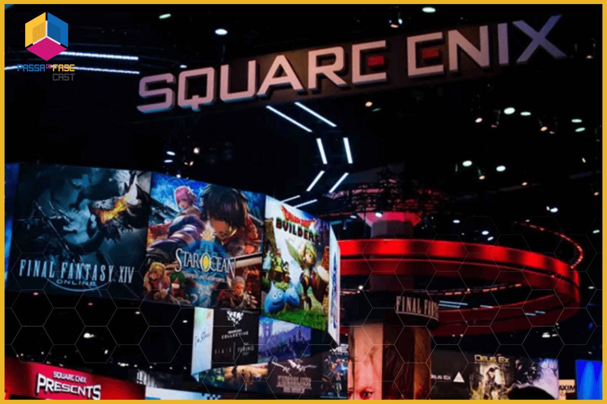 E3 2021 | Square Enix promete fazer alguns anúncios