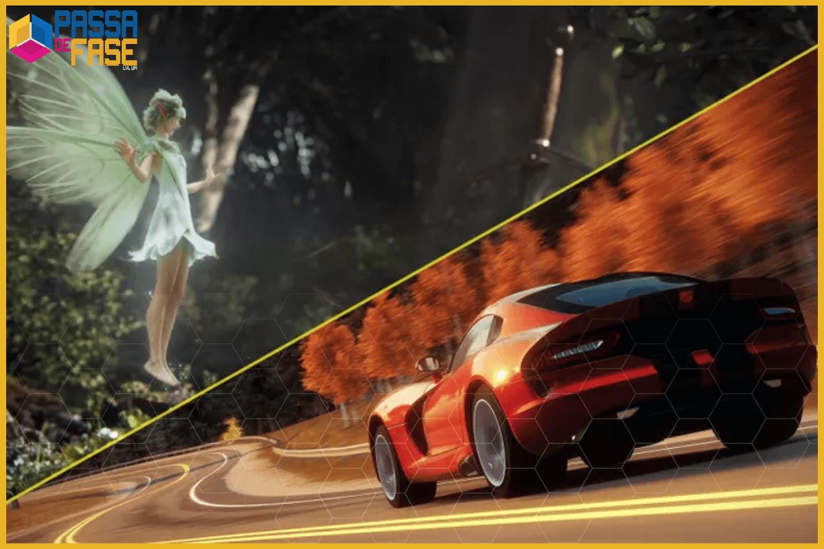 Fable | Novo game está em desenvolvimento com motor gráfico de Forza