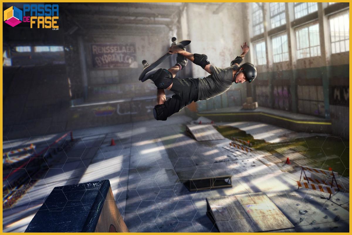 Tony Hawk's Pro Skater 1+2 | Versão para Nintendo Switch chega em junho