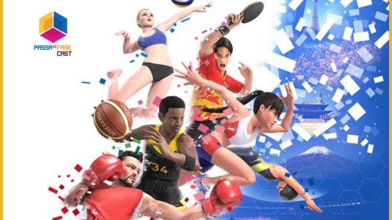 Games de Esportes Olímpicos…ou não! | E107