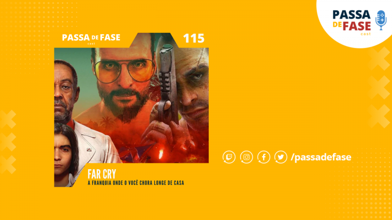 Far Cry: A Franquia pra chorar longe de casa | E115